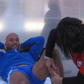 Simone Raineri al Campionato Regionale Fisio mezza maratona - 1